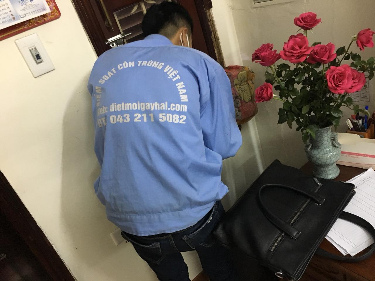 Top 4 đơn vị diệt môi hiệu quả nhất Hà Nội