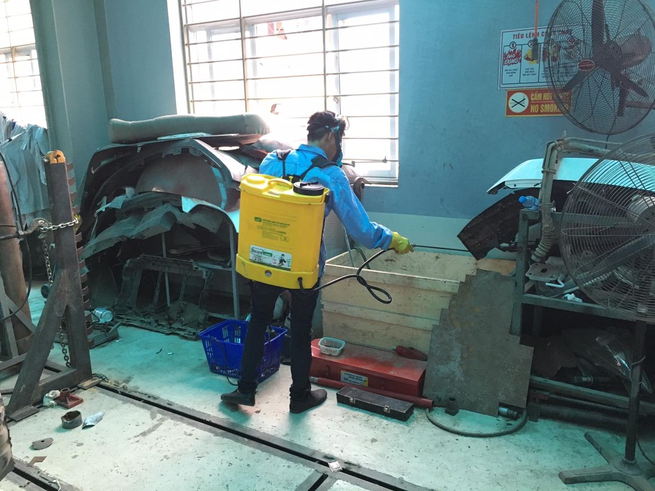 Chất lượng dịch vụ phun muỗi - Quy trình hiệu quả với mọi nhà