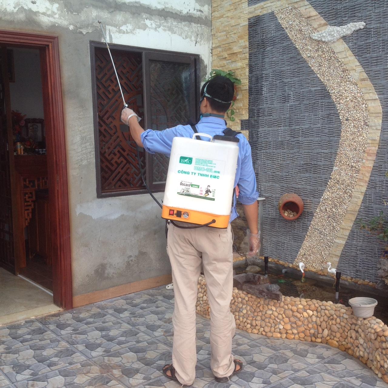 Dịch vụ phun muỗi an toàn giá rẻ tại Ciputra
