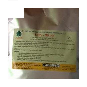 Thuốc chống mối mọt ngâm tẩm LN5 -1kg